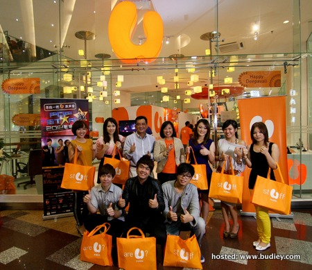 U Mobile Supports Youths' Dreams to be Malaysia's Next Singing Superstar
