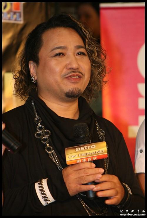 So Gay 苏基 @ 《Astro On Demand我的最爱颁奖典礼2012》入围名单发布会以及TVB艺人造势活动 ASTRO ON DEMAND AWARDS 2012