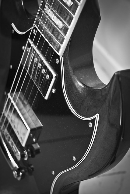 Photo:Gibson SG Standard 2001 By LukePricePhotography