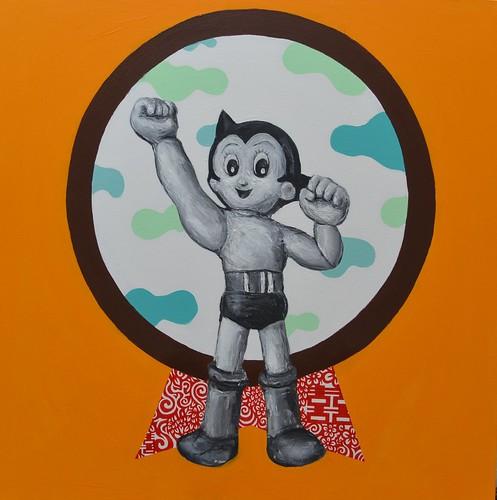 Give Art, Justin Lee, Astroboy_2012