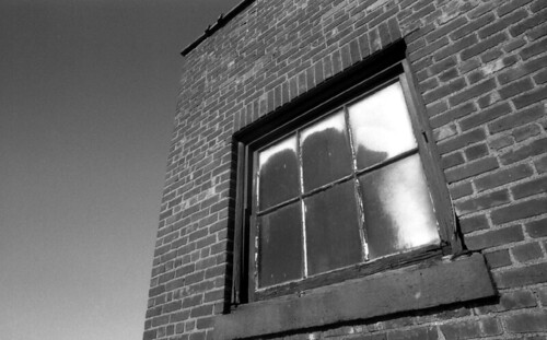 FPP Rooftop / Canon T60 / Polypan F BW Film by Michael Raso - Film Photography Podcast