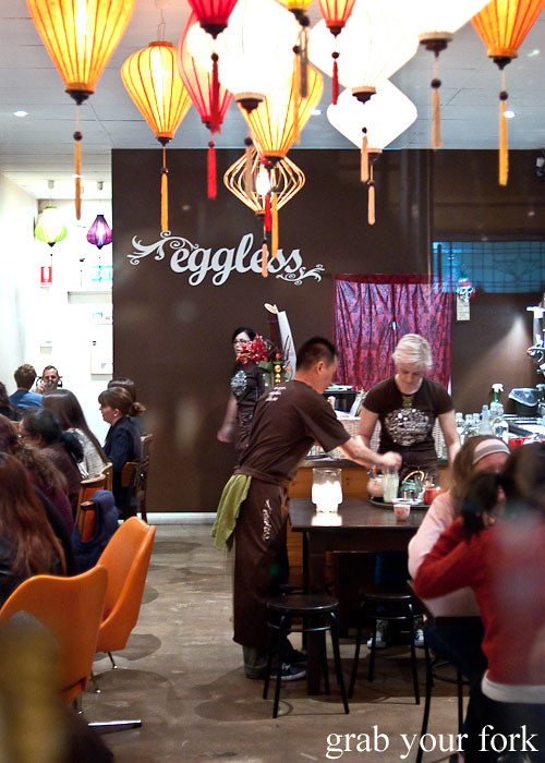 eggless dessert cafe, goodwood, adelaide