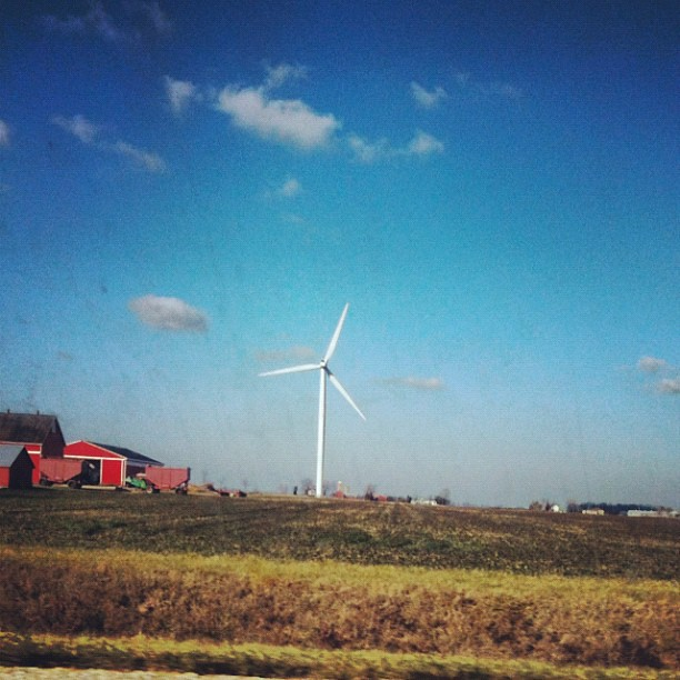 There's a windmill. #windmill #365