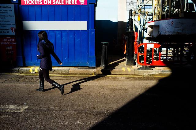 London 2012 - Keppel St