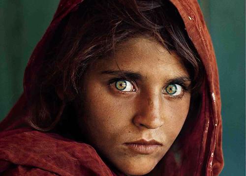 Sharbat Gula - The Afghan Girl