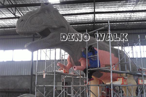 China Animatronic Dinosaur Factory is making