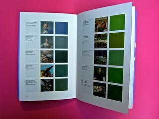 Proust. I colori del tempo, di Eleonora Marangoni. Electa 2014. Design di Paolo Tassinari e Leonardo Sommoli. Pag. 118, pag. 119 (part.), 1