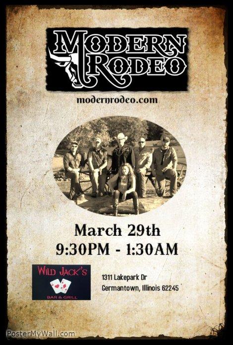 Modern Rodeo 3-29-14