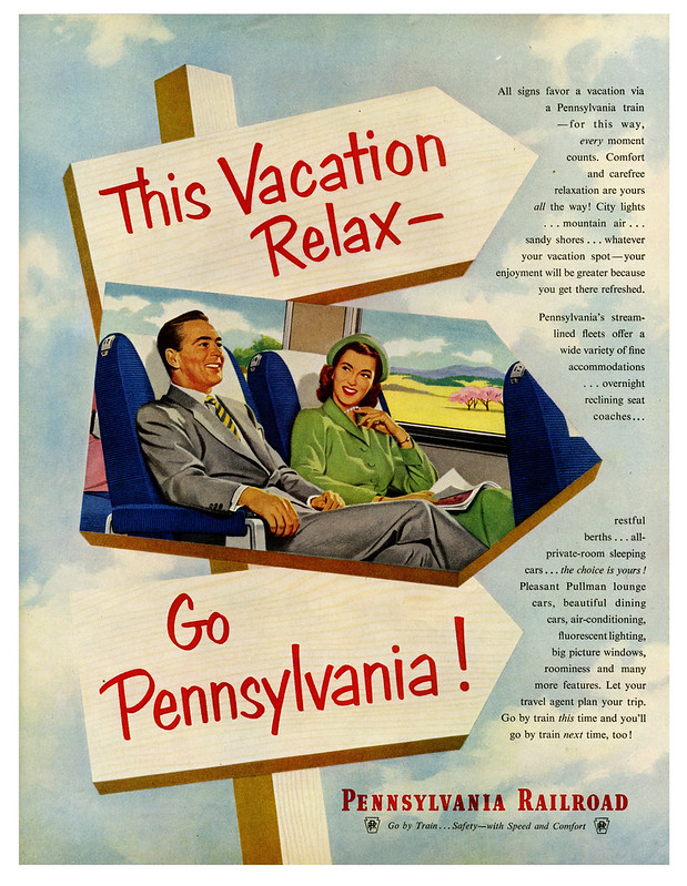 1952 - Pennsylvania Railroad