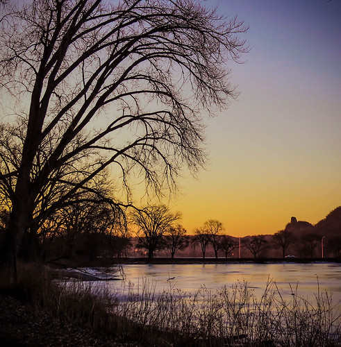 park morning trees sky lake nature water weather minnesota sunrise landscape dawn midwest scenery clear winona daybreak pwwinter