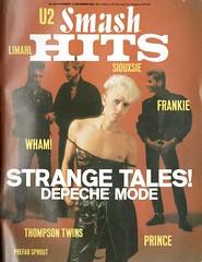 Smash Hits, November 22, 1984