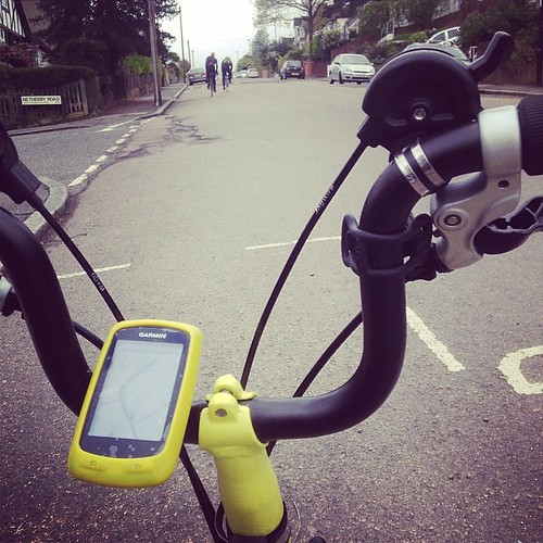 London Classic ride. Big hill #urban #bromptonbicycle #brompton #lbclub