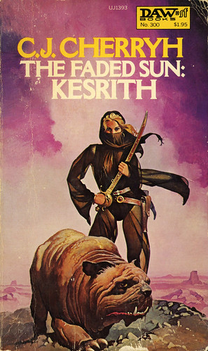 Daw Books UJ1393 - C.J. Cherryh - The Faded Sun: Kesrith