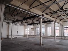 Interior, Glass Fibre Warehouse