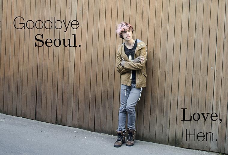 Goodbye Seoul