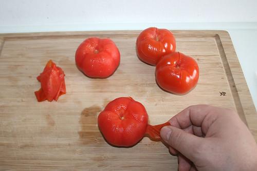 17 - Tomaten schälen / Peel tomatoes