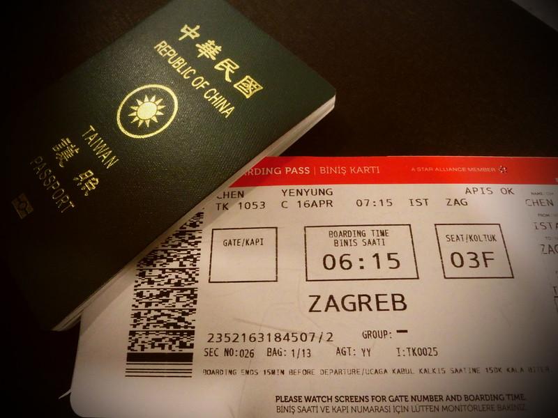 克羅埃西亞-土耳其航空- Turkish Airlines-17度C隨拍  (97)