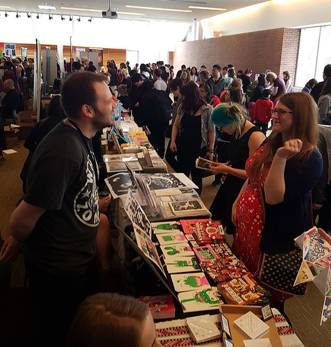 TCAF 2016 Second Floor Salon