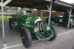 Bentley 3-4½-litre Sports 1925, Benjafield Sprint, Goodwood (29)