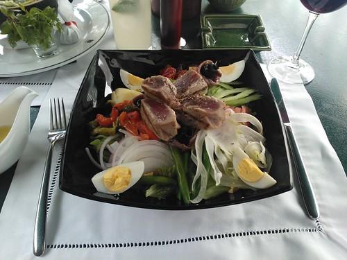 Sofitel Metropole Niçoise Salad