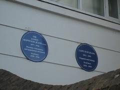 Photo of Susi Jeans blue plaque