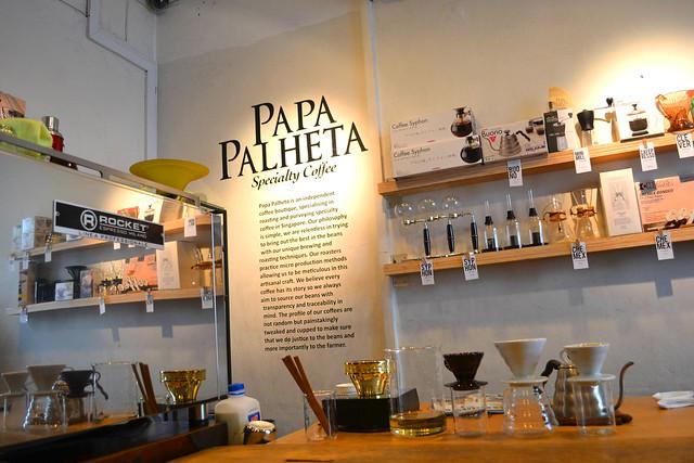 Papa Palheta