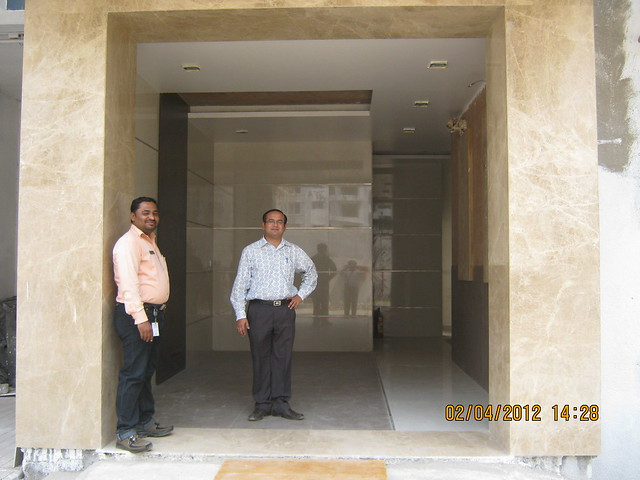 Sparklet - Megapolis Smart Homes 1, Hinjewadi Phase 3, Pune 411057 - entrance lobby of A 2