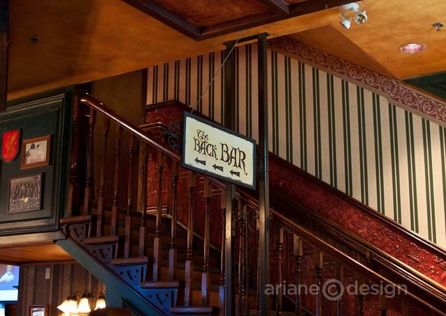 Doolins Irish Pub/The Back Bar