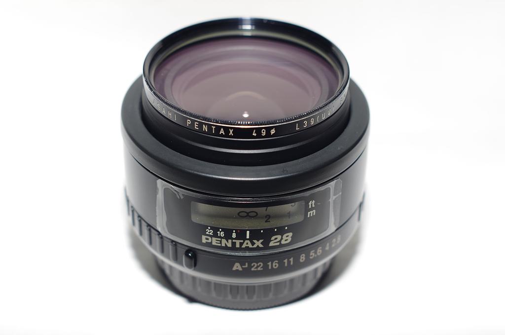 SMC PENTAX-FA 1:2.8 28mm AL