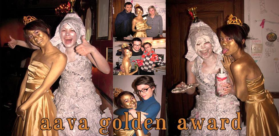 AAVA Golden Award