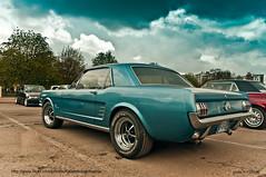 automobile, automotive exterior, wheel, vehicle, automotive design, first generation ford mustang, antique car, sedan, land vehicle, muscle car,