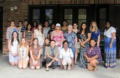 Volunteer Class of Spring 2012
