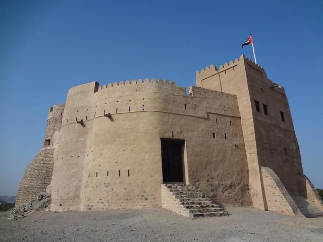 Forte de Fujairah, Emirados Arabes Unidos