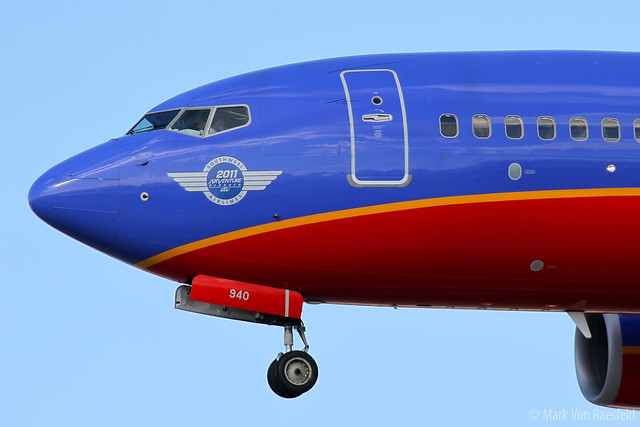 N940WN Southwest Airlines