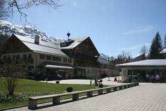 Schlosshotel & Gaststätte - Schloß Linderhof