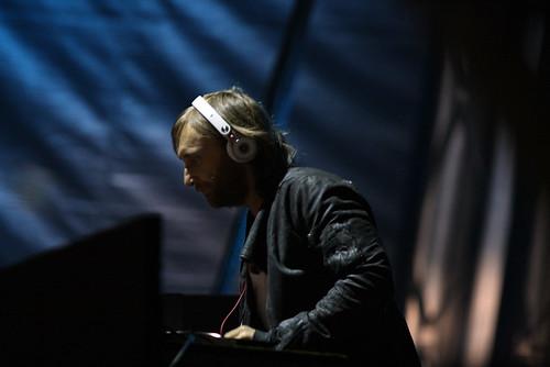 Le DJ David Guetta: salaire
