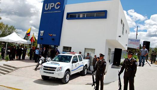 Gobierno entrega nueva UPC a Cuenca