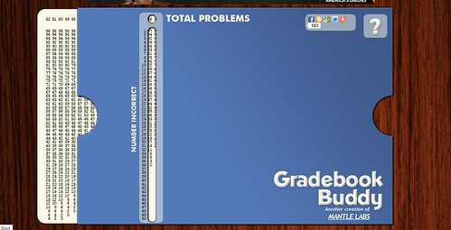 gradebook buddy screen shot