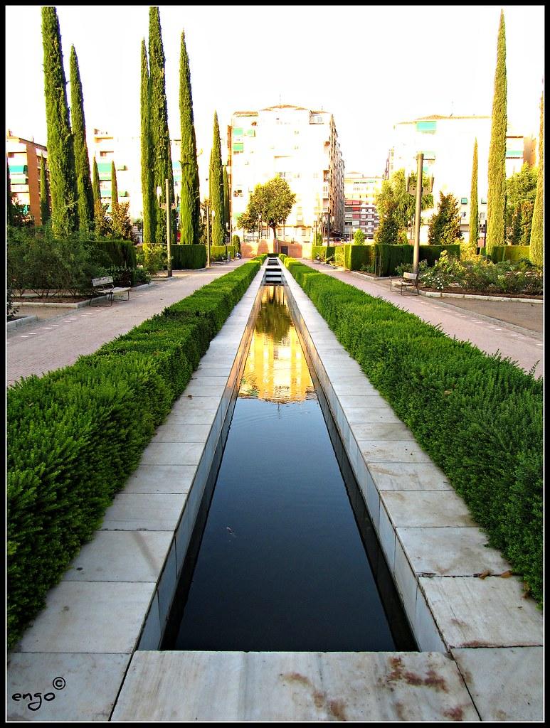 Parque De Federico Garcia Lorca Granada 2011 Alfonso Sierra Flickr
