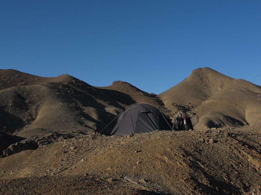 Campament de Kharanaq (Iran)