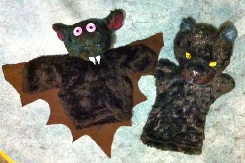 Bat & Panther