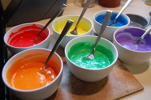 Rainbow Cake Batter 01