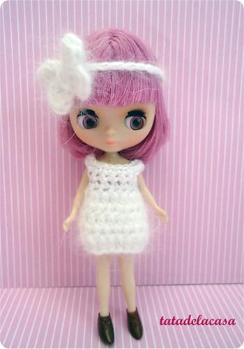 Vestido para Petite Blythe by tatadelacasa