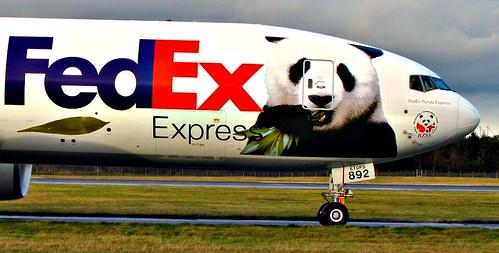 FedEx N892FD  4/12/11