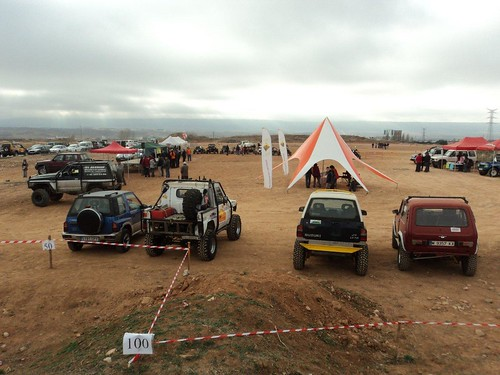 V Festival Todo Terreno Alaire Alovera 2012