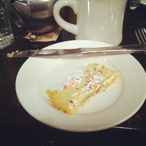 housemade pop tart