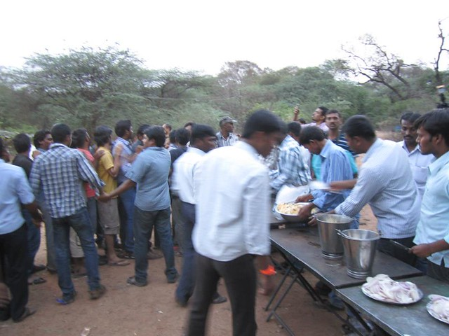 Beef Festival at Osmaina University
