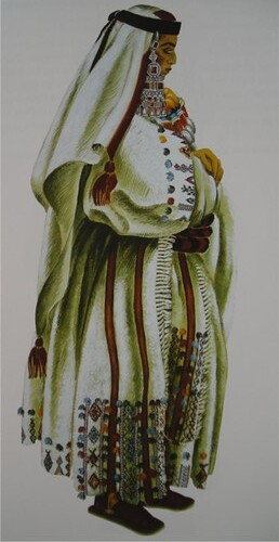femme d'Ida Oukensouss