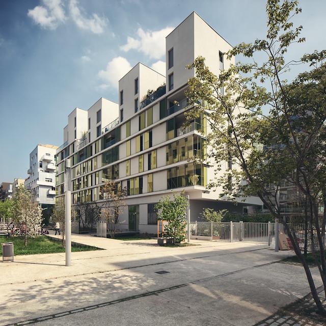 Boulogne billancourt nouveaux quartiers boulogne billancou flickr photo sharing - Jardin d eveil boulogne billancourt ...