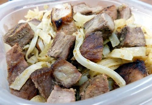 pork & pad thai noodles